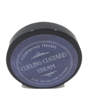 Curling Custard Cream 4oz