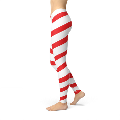 Image of Avery Red Candy Cane