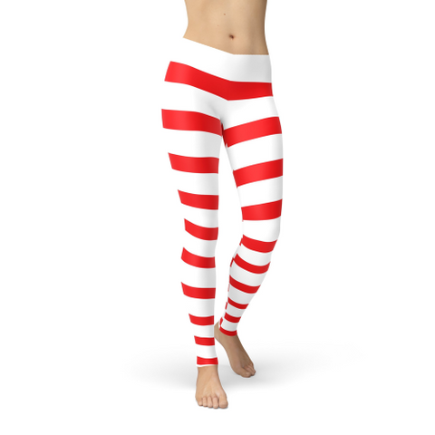 Image of Avery Red Candy Cane XS / Multicolored / Short