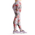 Beverly Kittens & Flowers Leggings