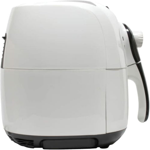 Image of Brentwood Electric Air Fryer Timer & Temp. Control 3.6 Quart White Air Fryer