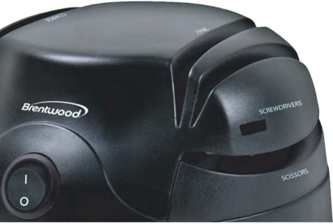 Brentwood TS-1002 Knife and Tool Sharpener Knife Sharpener