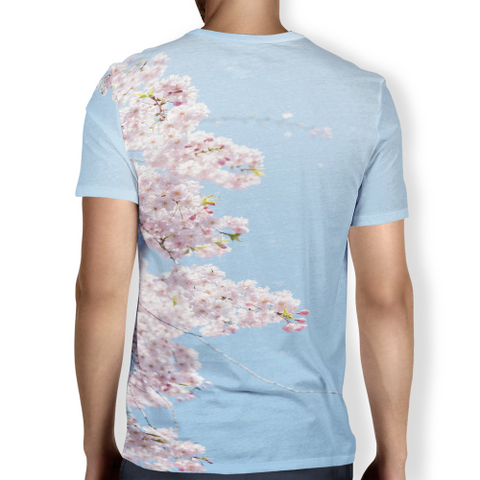 Cherry Blossom Men's T-Shirt