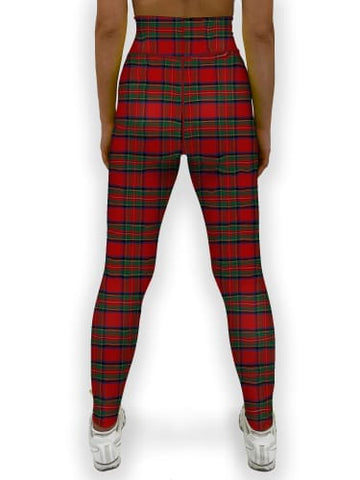 Image of Christmas Tartan Jean Legging