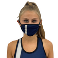 Dallas Face Mask Filter Pocket S-M / Navy