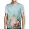 Faded Rose Men's T-Shirt S / Blue
