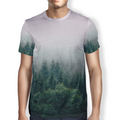 Forest Men's T-Shirt S / Green