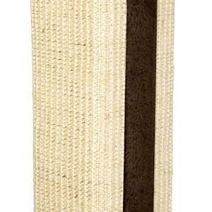 HOBBYZOO 21 Cat Climbing Tower Scratch Post Cat Tree