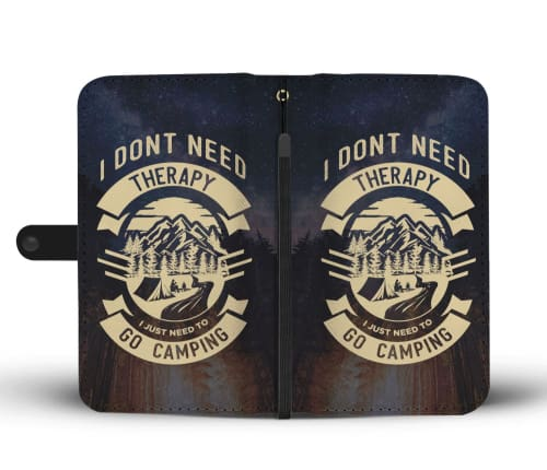 I Dont Need Therapy - Wallet Phone Case Wallet Case