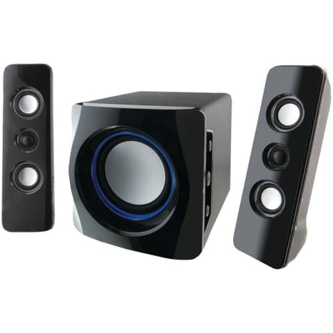 Image of iLive Wireless 2.1-Channel Bluetooth(R) Speaker System Bluetooth Speaker