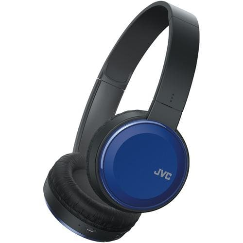 JVC Colorful Bluetooth® Headphones Blue Bluetooth Headphones