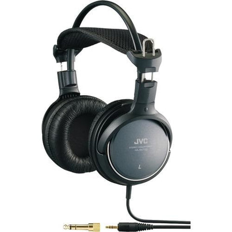 JVC® HARX700 High-Grade Full-Size Headphones Headphones