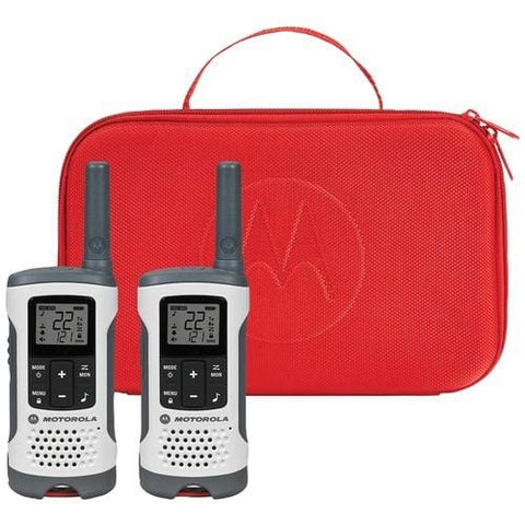 Motorola 25-Mile Talkabout® T280 Emergency Preparedness Edition 2-Way Radios Walkie Talkie