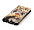 My Yorkie Knows My Heart - Wallet Phone Case Wallet Case