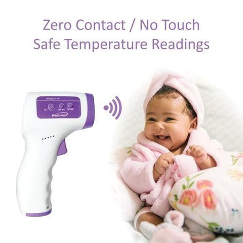 No-Touch Temporal/Forehead Baby and Adult Infrared Thermometer Thermometer