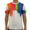 Paint Swipe Men's T-shirt S / White