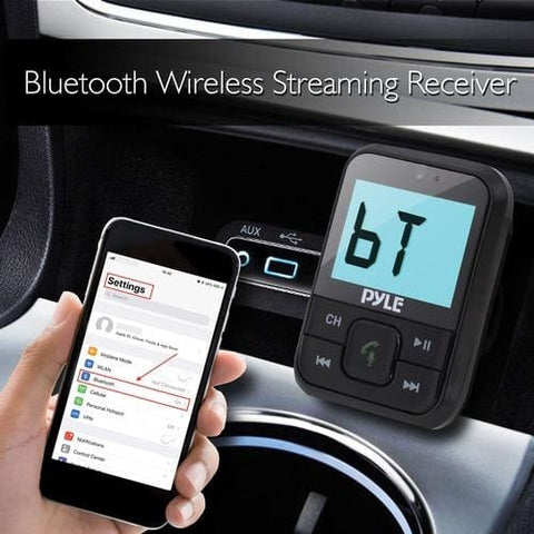 PYLE Bluetooth® FM Transmitter Bluetooth FM Transmitter