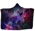 Star Dust Hooded Blanket 80x60 / Muliticolored