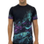Teal Liquid Men's T-Shirt S / Black