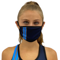 Tennessee Face Mask Filter Pocket S-M / Blue