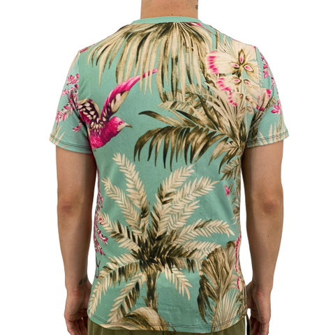 Tropical Vacation Men's T-Shirt