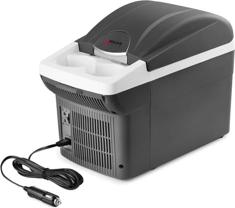 Wagan 6 Quart 12V Portable Electric Cooler/Warmer for Car, Truck, SUV, RV, Trailer DC Powered