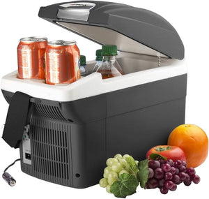 Wagan 6 Quart 12V Portable Electric Cooler/Warmer for Car Truck SUV RV Trailer DC Powered Cooler