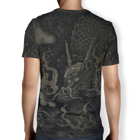 Image of Wise Dragons Men's T-shirt