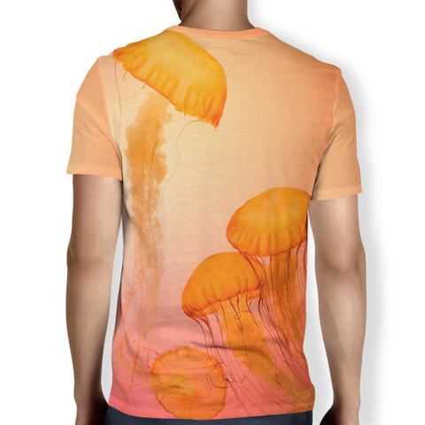 Image of Yellow Jelly Men's T-Shirt