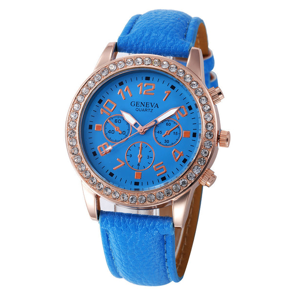 Genvivia's Casual Women's Watch