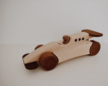 Wooden Racing Car
