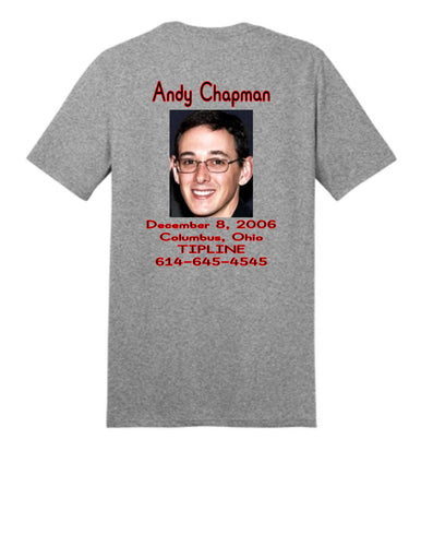 Andy Chapman Unfound T-Shirt
