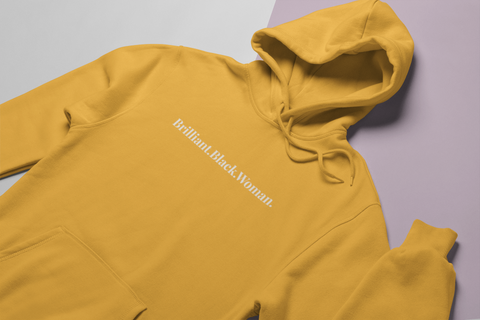 """BBW"" Classic Fit Hoodie - Social Theory Apparel"