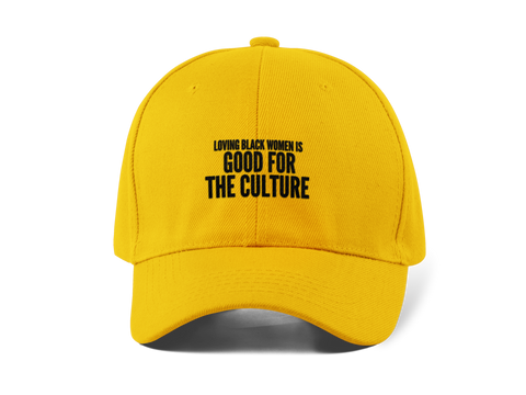 """Loving Black Women"" Dad Hat - Social Theory Apparel"