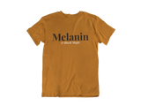 """Melanin & Black Magic"" Classic T-Shirt - Social Theory Apparel"