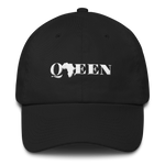 """Black Queen"" Dad Hat - Social Theory Apparel"