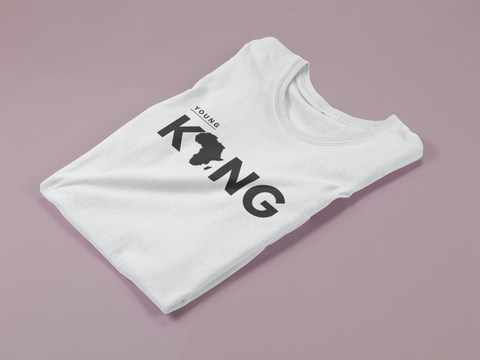 """Young King"" T-Shirt - Social Theory Apparel"