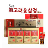 [정삼원] 고려홍삼정 골드 10g x 32포 | 6 Year Old Korean Red Ginseng Extract Stick 320g (10g x 32 stick pouches)