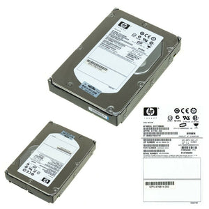 HP 72GB 15K rpm Hot Plug SAS 3.5 Dual Port (DF072BB6BC - ST373455SS) Hard Drive - 417190-002