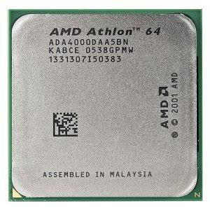 AMD Athlon 64 4000+ ADA4000DAA5BN 2.4GHz 1MB L2 Cache Socket 939 89W 1.5v / 1.40v Rev. E4 Single-Core Desktop Processor.  1. Part# ADA4000DAA5BN   2. Part# ADA4000DEP5AS   3. Part# ADA4000DKA5CF