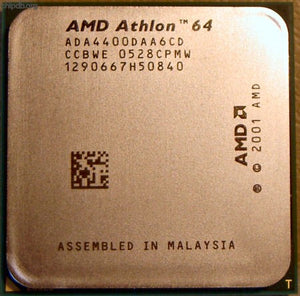 AMD Athlon 64 x2 4400+ ADA4400DAA6CD 2.2Ghz DC 2M Cache 110w Toledo Socket 939 pins Desktop Processor