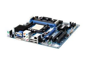 Abit AN-M2 nView Socket AM2 NVIDIA Geforce 7025/NF630a Micro ATX AMD Motherboard