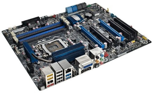 Intel BLKDZ68BC (AA# 630742-402 / 630742-401) Socket LGA 1155 Intel Z68 HDMI SATA 6Gb/s USB 3.0 ATX Intel Desktop Motherboard