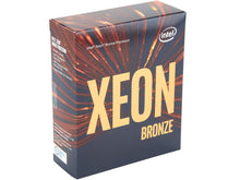 Intel Xeon Bronze 3106 (BOXED) Scalable SkyLake 8-Core1.7 GHz Socket LGA 3647 85W (SR3GL) Server Processor BX806733106 Retail Box