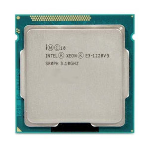 Intel Xeon E3-1220 v3 Quad-Core Haswell 3.1GHz 5.0GT/s 8MB LGA 1150 (SR154)  Server Processor