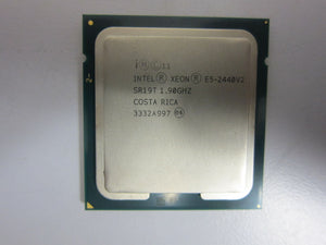 Intel Xeon E5-2440v2 8 Core 1.90GHz 7.20GT/s QPI 20MB L3 Cache Socket LGA1356 (SR19T) Server Processor.