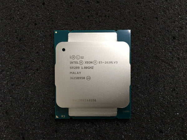 Intel Xeon E5-2630Lv3 Octa-core (8 Core) 1.80 GHz Socket R3 (LGA2011-3) Server Processor