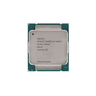Intel Xeon E5-2630v3 Eight-Core Haswell 2.4GHz 8.0GT/s 20MB LGA 2011-v3 E5-2630 v3 (SR206) Server Processor