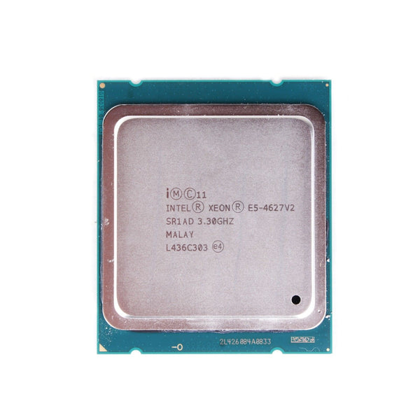 Intel Xeon E5-4627v2 Eight-Core 3.3GHz 16MB Cache Socket LGA 2011 (SR1AD) Server Processor