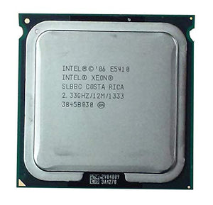 Intel Xeon E5410A  2.33GHz 1333FSB 12MB L2 Cache Socket 771 QC (SLANW / SLBBC) Server Processor
